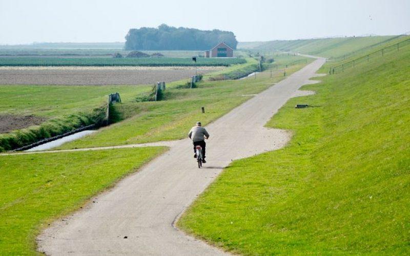 Kleine aanpassing route bij Eemshaven